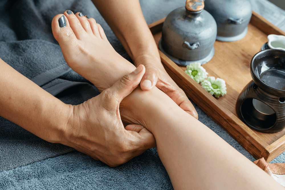 foot massage in Falls Church, VA